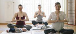 Ausbildung: Pre- und Postnatalyoga