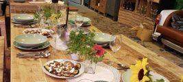 Israelische Küche im Unpacked