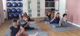 Hormon-Yoga nach Dinah Rodrigues bei Kinderwunsch und in der Menopause ONLINE Präventionskurs ab 09.06.21